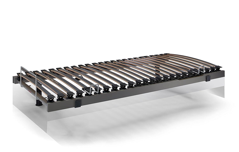 Lattenrost Swissflex uni 12_25 bridge 90x200 cm Kopf- & Fußteil verstellbar zum Einlegen (ohne Füße)