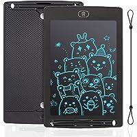 IDEASY Tableta de Escritura LCD de 8.5 Pulgadas, Tableta de Dibujo de un Solo Color, Tablero de Escritura LCD…