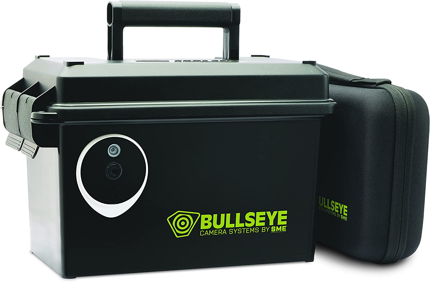 SME Bullseye - WiFi Shooting Target Camera Systems