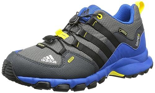 the latest d2b7b c08e9 adidas Performance TERREX GTX K, Scarpe da escursionismo e trekking unisex  bambino, Grigio (