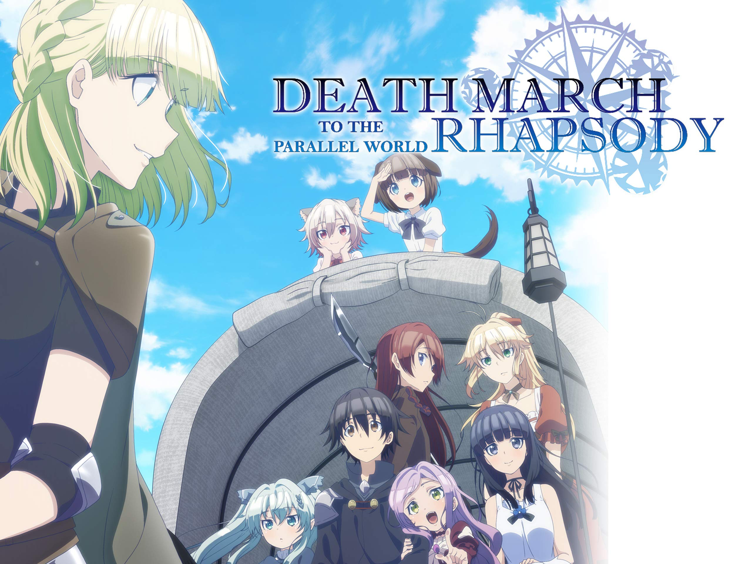 Watch Death March To The Parallel World Rhapsody Original
