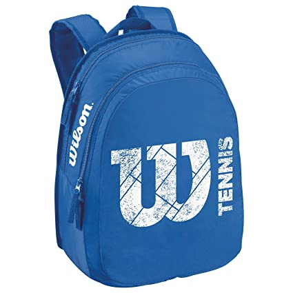 Wilson Rucksäcke Match Junior W Backpack Mochila-Unisex, Azul, NS