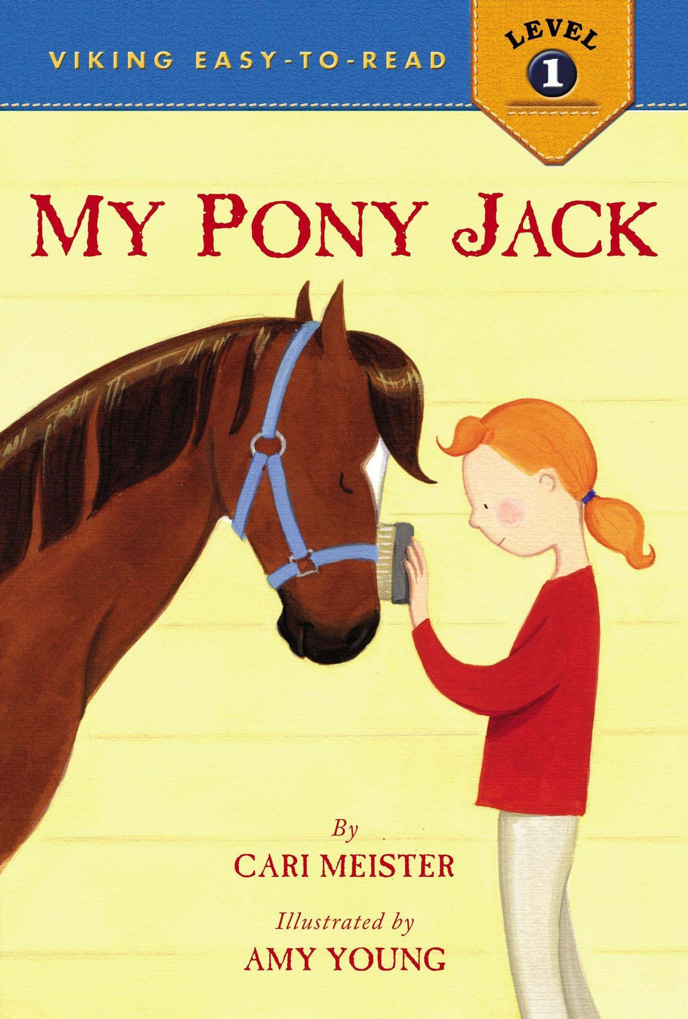 My Pony Jack (Viking Easy-to-Read) by Viking Juvenile