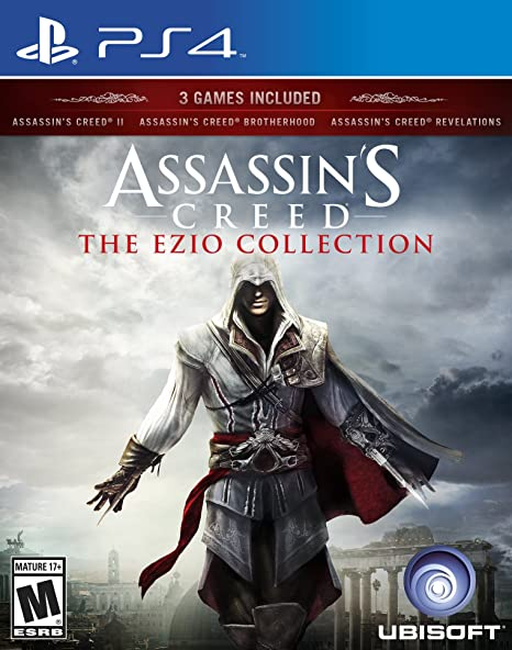 Assassin's Creed - Ezio Collection - $60
