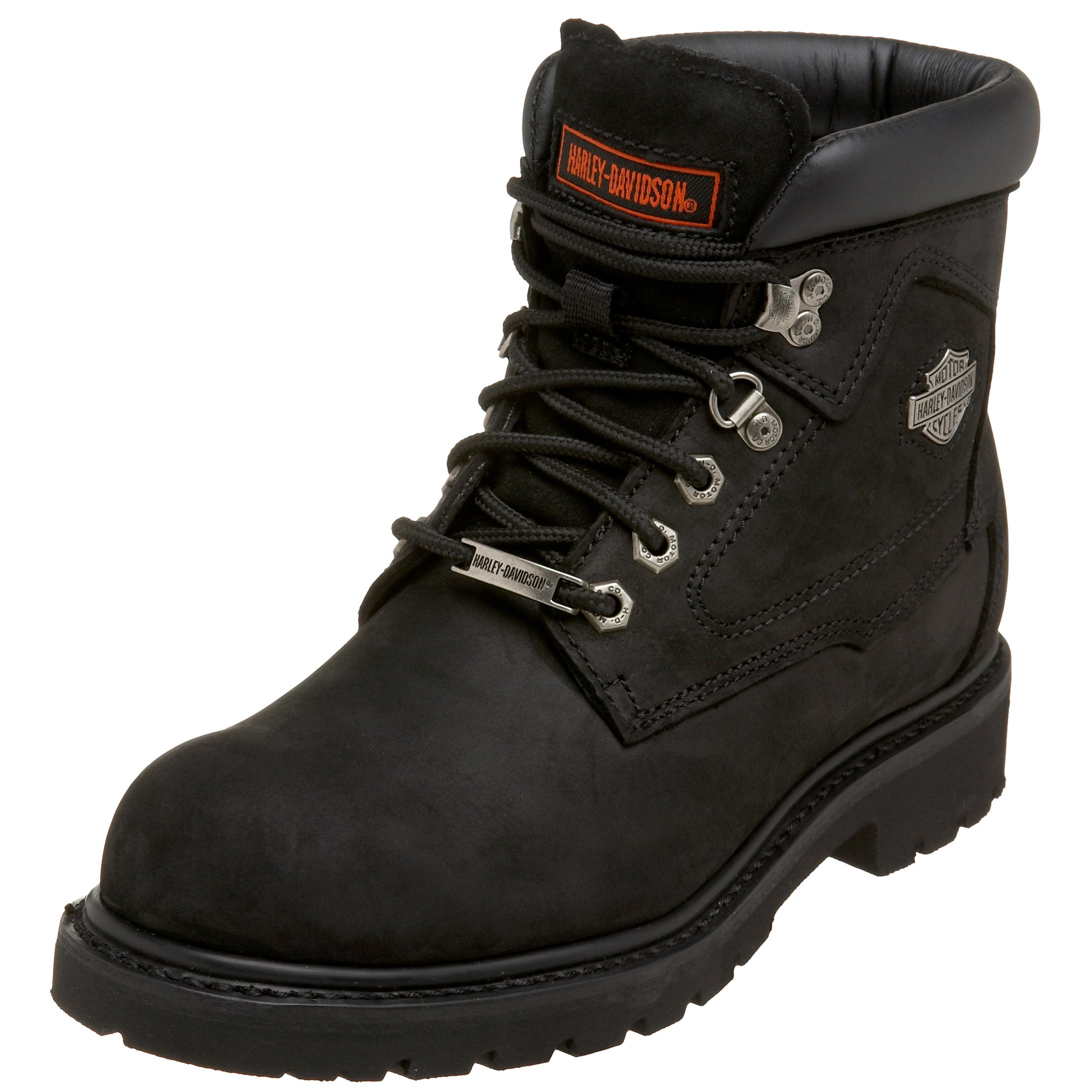 Harley-Davidson Men's Badlands Boot,Black,11 M