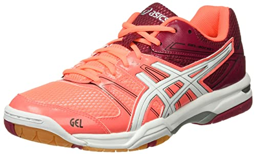6678fa19eac6 ASICS Women s Gel-Rocket 7 Volleyball Shoes  Amazon.co.uk  Shoes   Bags