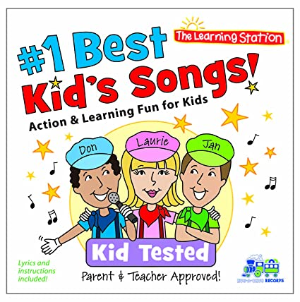 The Learning Station - #1 Best Kid's Songs - Amazon.com Music