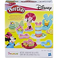 Play-Doh E1656 Minnie Mouse Treats Clay and Dough
