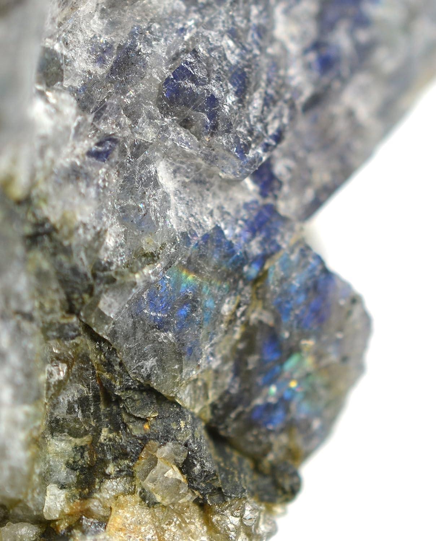 1 Approx 1 EISCO Labradorite Specimen 3cm Approx 3cm