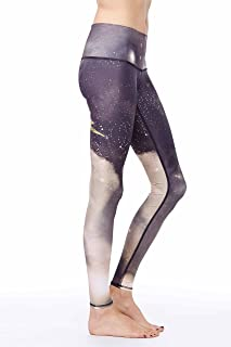 product image for Teeki, Women's Hot Pants or Leggings, Electric Night Pattern