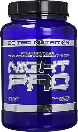 Scitec Nutrition Night Pro Proteína, Chocolate - 900 g