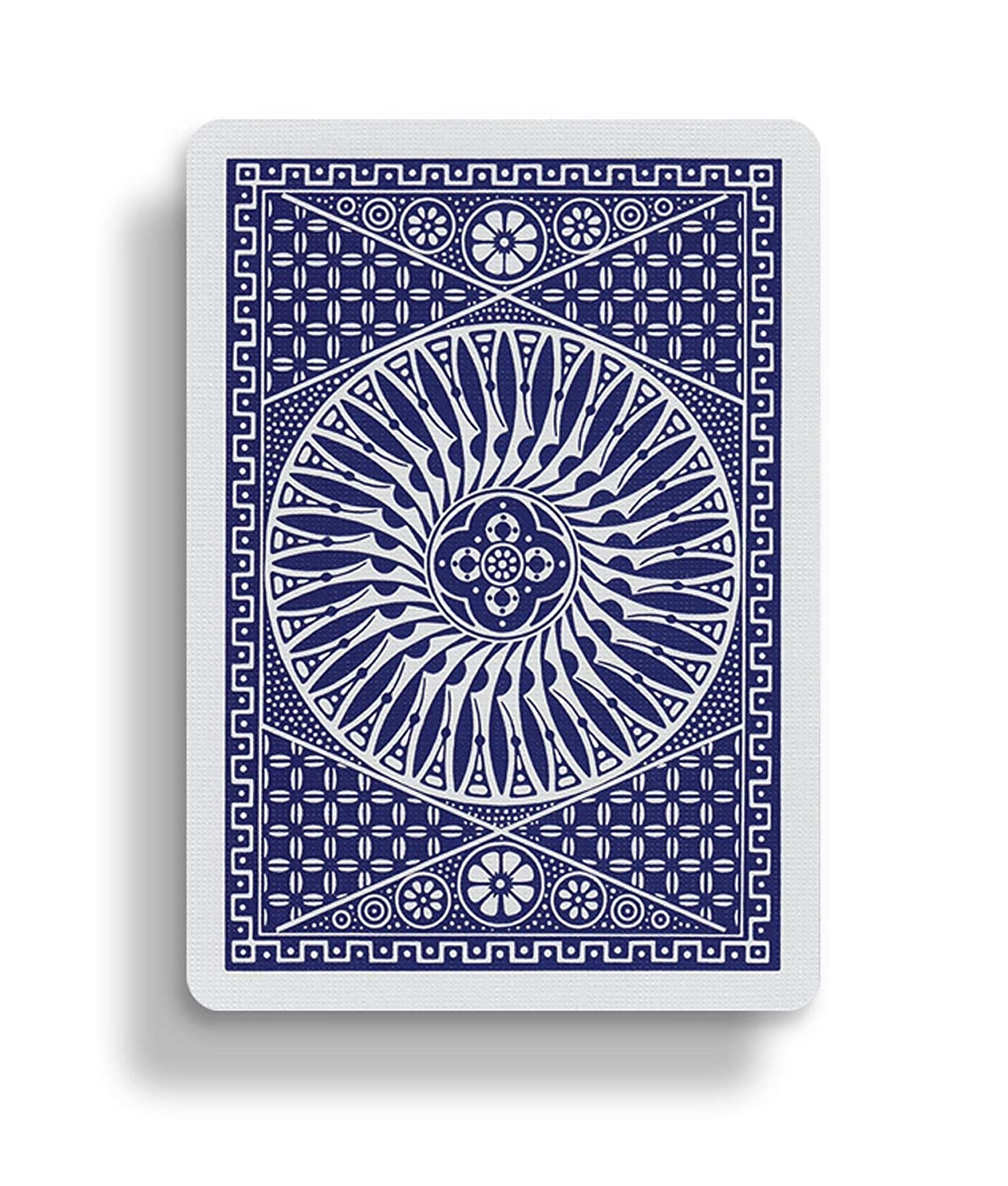 Baraja de cartas TALLY-HO Circle (Azul)
