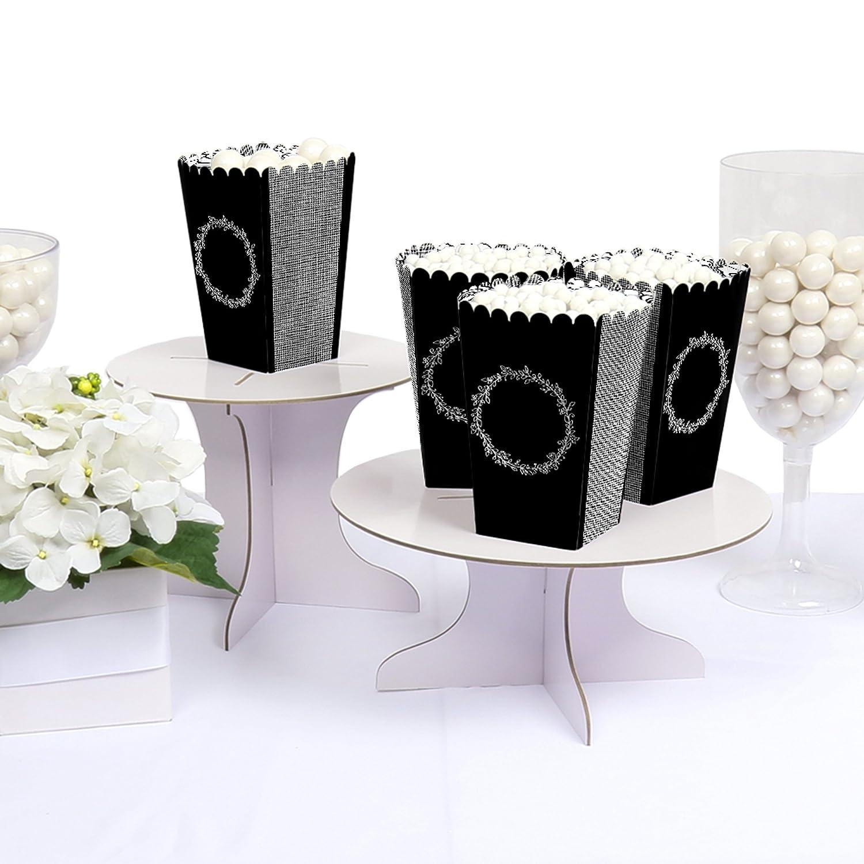 Amazon.com: Custom Floral Monogram - Personalized Wedding Favor ...