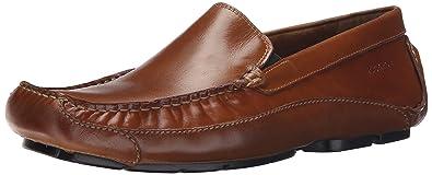 Rockport Men's Luxury Cruise Venetian Tan Loafer 8 W ...