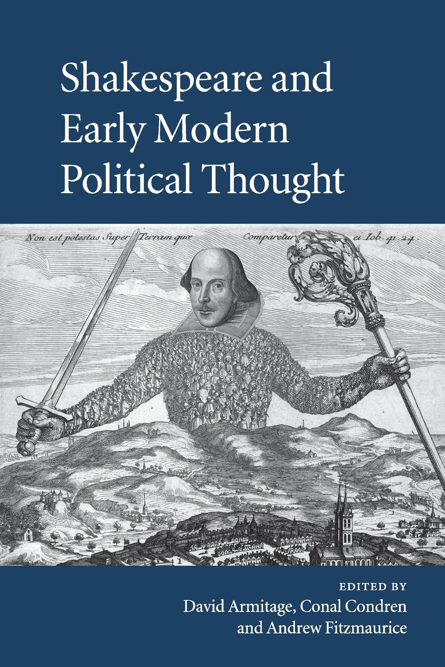 Download Shakespeare and Early Modern Political Thought pdf