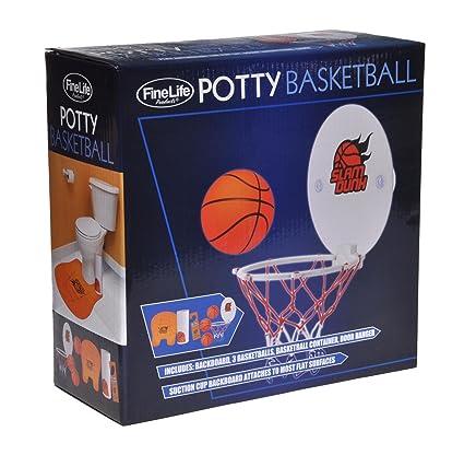 Amazoncom Finelife Products Basketball On The Potty Fun Novelty