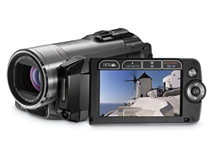 amazon com canon vixia hf200 hd flash memory camcorder w 15x rh amazon com canon vixia hf200 manual pdf canon vixia hf200 manual focus