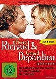 Pierre Richard & Gerard Depardieu Edition [3 DVDs]