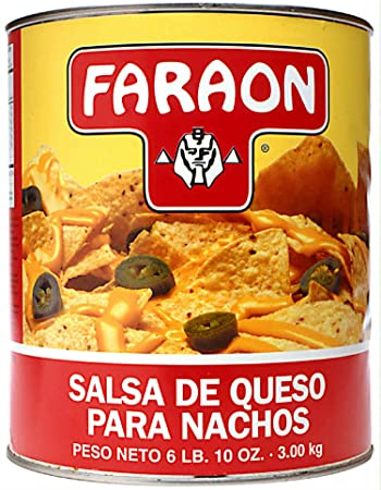 FARAON Nacho Cheese, 106 Ounce