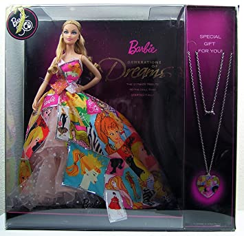 barbie 50th anniversary edition