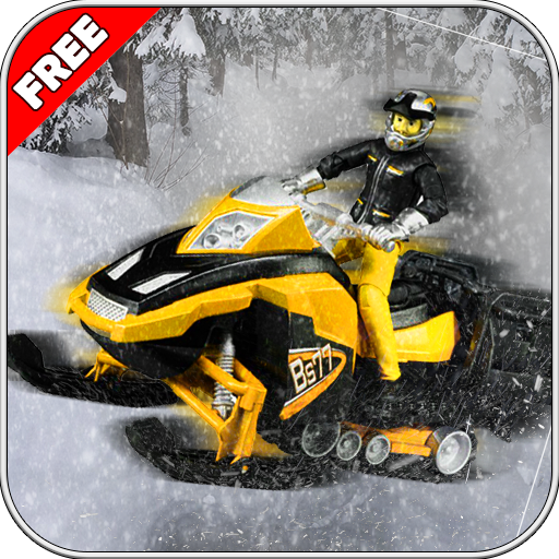 Snowmobile Stunt Racing 2018 3d]()