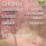 Chopin: Scherzo/Ballade/Etudes/Nocturnes; Jon