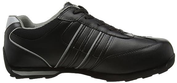 Ss616sm Worksite - Chaussures De Sécurité Pour Adultes Deportivaunisex, Couleur Noir, Taille 45 Eu