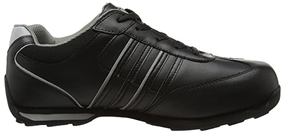 Worksite Ss616Sm - Zapatos de Seguridad deportivaUnisex Adulto, Color Negro, Talla 45 EU
