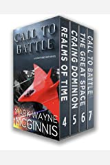 Scrapyard Ship Series Books: 4 - 7 (The Scrapyard Ship Boxset Book 2) Kindle Edition