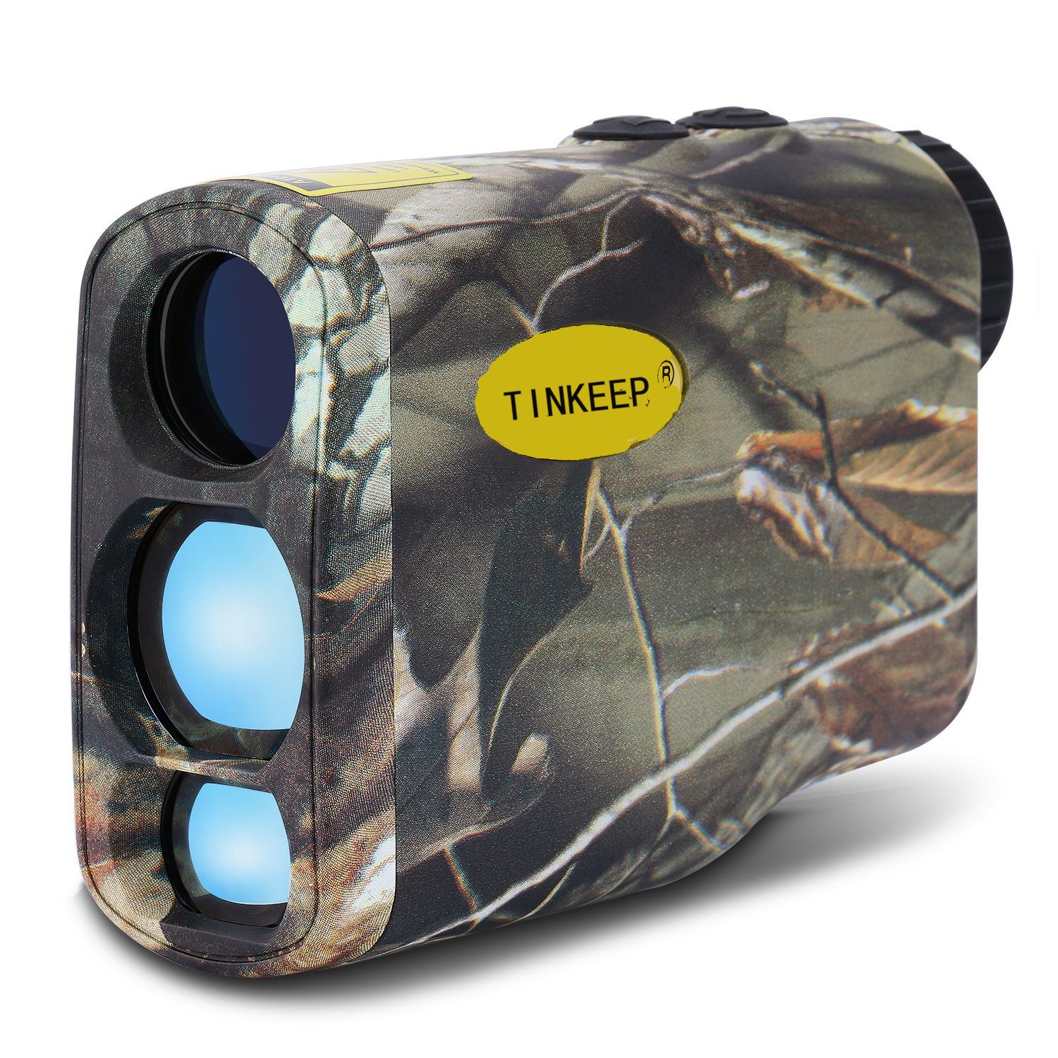 Tinkeep Laser Rangefinder for Hunting and Golf ,Fog measurement,Waterproof