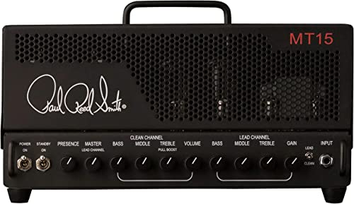 PRS Paul Reed Smith MT15 Mark Tremonti Signature Guitar Amplifier Head