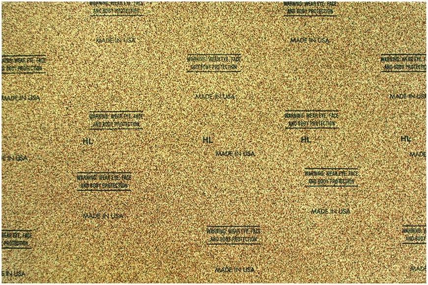 20-Pack 20 Grit Mercer Industries 418020 12 x 18 Floor Sanding Sheets