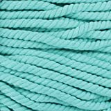 West Coast Paracord Super Soft Triple-Strand 1/2 Inch Twisted Cotton Rope by the foot in 10 Ft, 25 Ft, 50 Ft, 100 Ft Options - 100% Cotton Rope