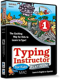 Amazon com: Typing Instructor for Kids Platinum 5: Software