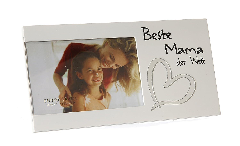Bilderrahmen für ein Foto mit Spruch - (Beste Mama) - Bester/Beste ...