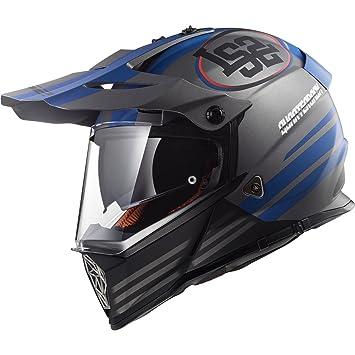LS2-404362307L/162 : LS2-404362307L/162 : Casco enduro offroad motocross