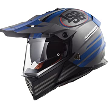 LS2-404362307S/162 : LS2-404362307S/162 : Casco enduro offroad motocross