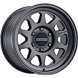 "Method Race Wheels 316 Matte Black 17x8.5 6x5.5, 0mm Offset 4.75"" Backspace, MR31678560500"