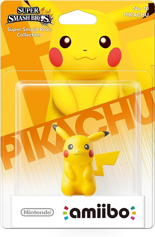 Figura Amiibo Smash Pikachu