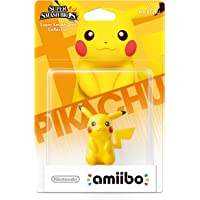 amiibo Smash Pikachu Figur