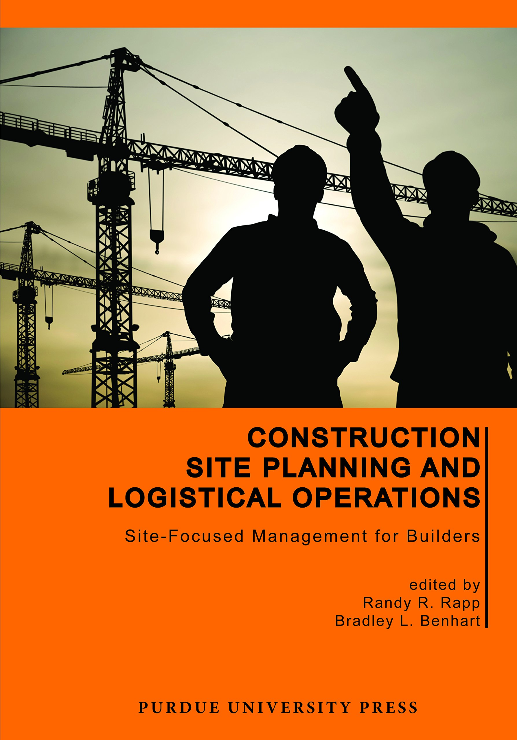 Download Construction Site Planning and Logistical Operations: Site-Focused Management for Builders (Central European Studies) pdf