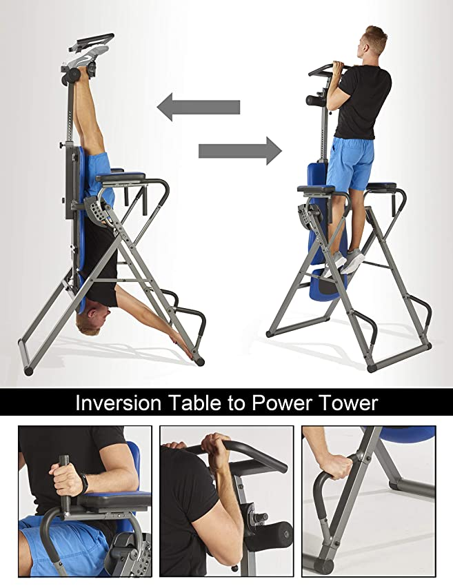 best-inversion-table-for-neck-pain