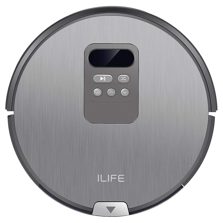 2 Pairs Sweet D Recambios de Filtro Primario para ILIFE V3s V3s Pro V5s V5s V5s Pro Rob/ótico Aspiradora Accesorios