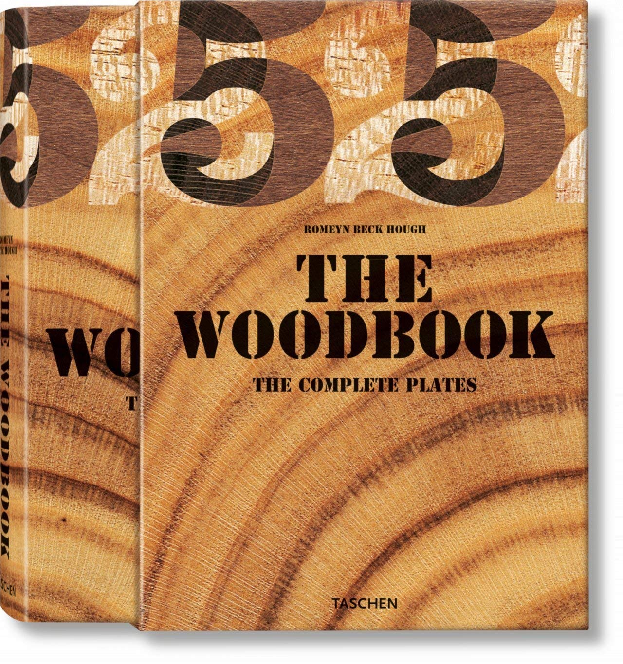 The Woodbook  Taschen 25th Anniversary