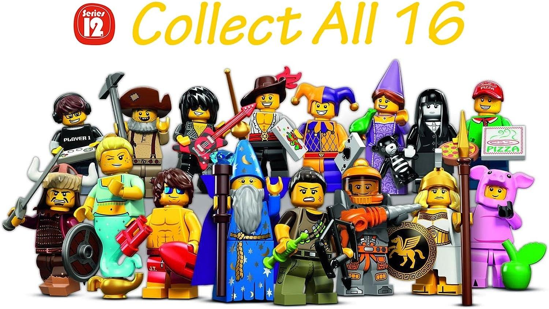 LEGO MINIFIGURE SERIES 13 New Classic King