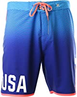 Hurley US Olympic Blue Mens Boardshorts