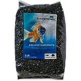 Imagitarium Frosted Black Aquarium Gravel, 5 lbs