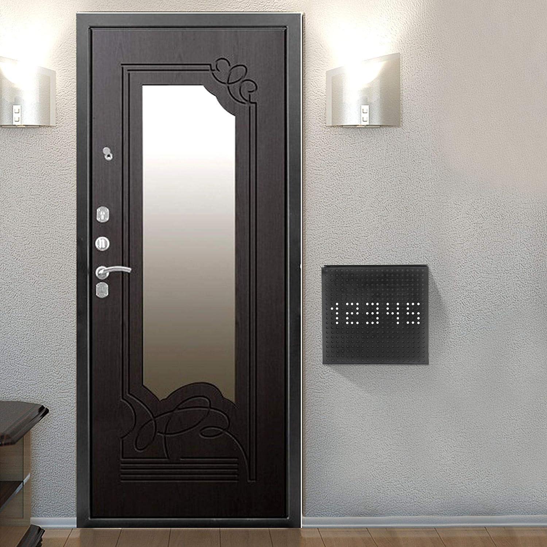 Amazon.com: PEELCO - Buzón moderno de diseño decorativo con ...