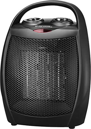 Amazon Com Andily Portable Ceramic Space Heater For Home And