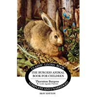 The Burgess Animal Book for Children (B&W edition)